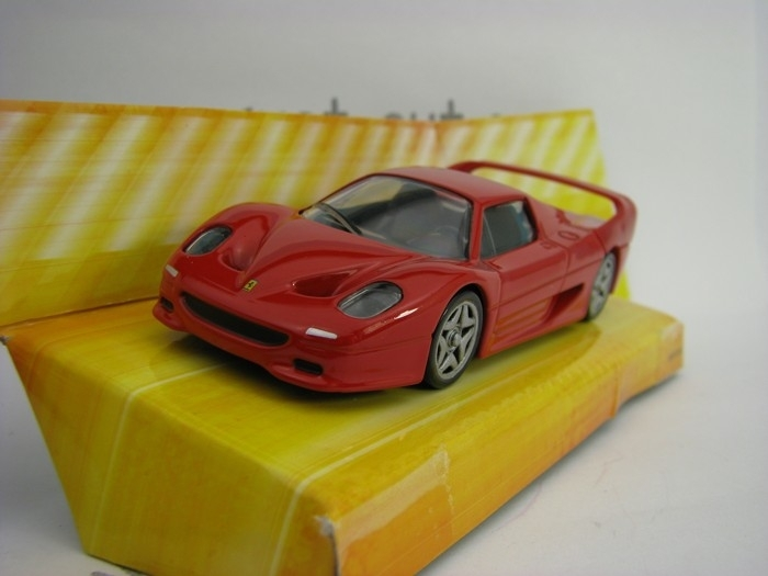 Ferrari F50 1:43 Hot Wheels